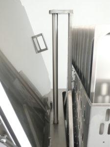 GR-System Zernike lavautensili con sollevamento automatico