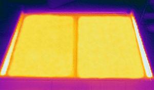 Flashgrill piastra Zernike a riscaldamento indiretto